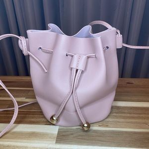 Bucket Crossbody Bag